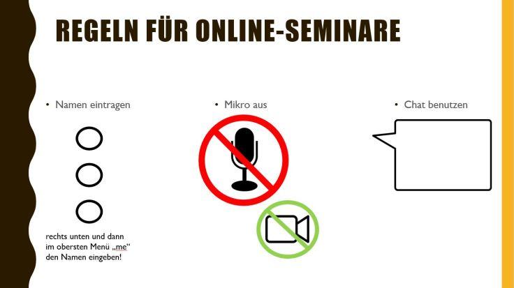 OnlineSeminarDidaktik_Regeln